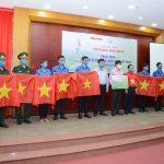 Trao 10.000 lá cờ Tổ quốc cho biên giới Tây Ninh