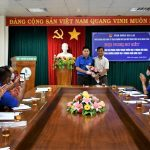 Anh Hồ Văn Bắc giữ chức Bí thư Đoàn Cao su Mang Yang