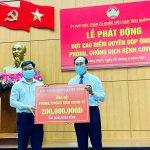 VRG ủng hộ 200 triệu đồng vào Quỹ vắc xin Covid – 19 tại tỉnh Quảng Nam