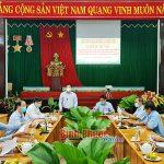 Cao su Bình Long thực hiện tốt công tác phòng, chống dịch Covid-19