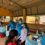 Cao su Bà Rịa: Lấy mẫu xét nghiệm SARS-CoV-2  cho hơn 700 người lao động