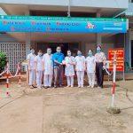 Công đoàn Cao su Bình Long hỗ trợ 67 người lao động ảnh hưởng dịch Covid - 19