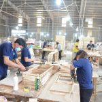 Công ty CP Gỗ Dầu Tiếng đẩy mạnh sản xuất sản phẩm gỗ tinh chế