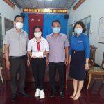 Cao su Bà Rịa trao 45 suất học bổng Nguyễn Đức Cảnh