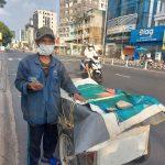 Người nghèo Sài Gòn giữa bão Covid