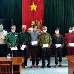 Cao su Chư Păh tặng 68 suất quà gia đình chính sách