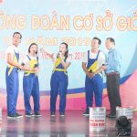 Đưa nghị quyết về đổi mới tổ chức và hoạt động của công đoàn Việt Nam trong tình hình mới vào cuộc s...