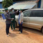Cao su Phước Hòa – Kampong Thom: Thực hiện nghiêm phòng chống dịch Covid-19