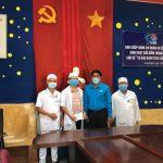Quyết liệt phòng chống dịch bệnh Covid-19, chăm lo tốt đời sống người lao động