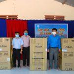 Cao su Mang Yang: Trang bị 26 tủ lạnh cho các tổ sản xuất