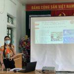 Cao su Sơn La tập huấn phòng chống Covid-19