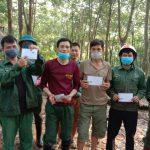 Công đoàn Cao su Sơn La hỗ trợ người lao động bị ảnh hưởng bởi Covid-19