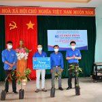 Hội liên hiệp thanh niên Cao su Mang Yang: Phát động 65 ngày thi đua cao điểm