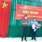 Đồng chí Thái Bảo Tri giữ chức Bí thư Đảng ủy Cao su Quảng Nam