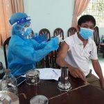 Cao su Tân Biên tiêm vaccine phòng Covid - 19 đạt 71,1%