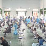 Gần 100% người lao động Công ty CP KCN Nam Tân Uyên được tiêm vaccine ngừa Covid – 19