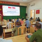 Cao su Dầu Tiếng khai khai giảng lớp bồi dưỡng lý luận chính trị cho Đảng viên mới