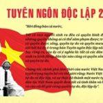 Tuyên ngôn độc lập và Nhà nước pháp quyền
