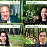 VRG chia sẻ kinh nghiệm về phát triển bền vững tại hội thảo của PEFC