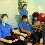 Công ty 75 tổ chức hiến máu tình nguyện đợt 4