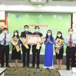Đoàn Thanh niên VRG đón nhận Huân chương Lao động hạng 3