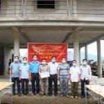 Cao su Dầu Tiếng Lai Châu trao nhà Mái ấm Công đoàn