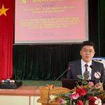 Đảng bộ Cao su Ea H'leo đạt giải nhì Hội thi Báo cáo viên giỏi cấp huyện năm 2021
