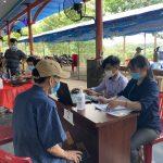 100% người lao động Cao su Lộc Ninh được tiêm vaccine phòng ngừa Covid - 19 mũi 1