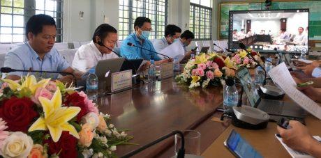 Điểm đầu cầu trực tuyến tại Cao su Chư Sê Kampongthom
