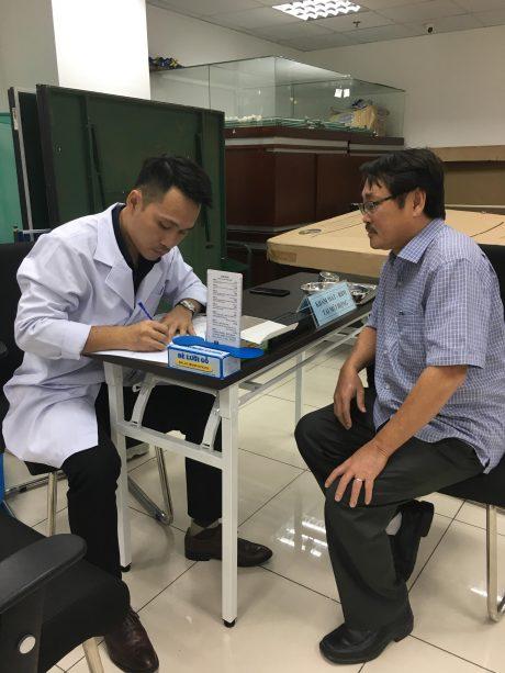 Công tác Khám sức khỏe định kỳ cho NLĐ luôn được chú trọng quan tâm