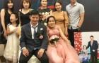 41 cặp đôi khuyết tật hạnh phúc trong lễ cưới tập thể