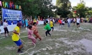 Hội thao thu hút đông đảo NLĐ tham gia