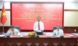 Anh Đoàn Quang Trọng (thứ 2 từ phải qua) đại diện Xí nghiệp nhận Giải thưởng Cao su Việt Nam năm 2019.