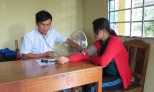 TGĐ VRG Huỳnh Văn Bảo phát biểu tại buổi làm việc với các công ty Cụm I vào ngày 16/11. ẢNH: Đào Phong