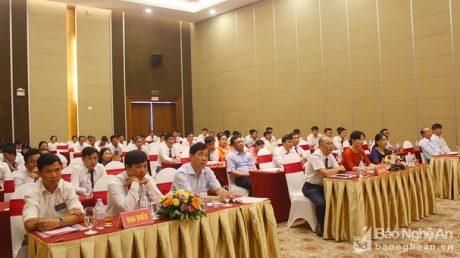 Các đại biểu tham dự Đại hội . Ảnh: Phú Hương