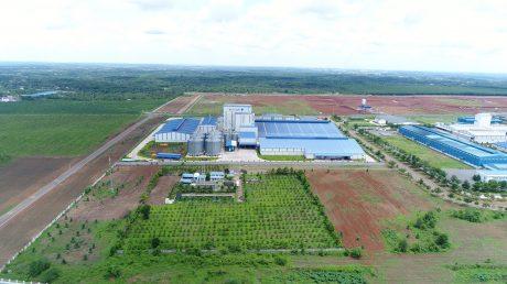 Một góc khu công nghiệp Dầu Giây. Ảnh: Đào Phong
