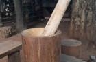 Cối gỗ giữ hồn dân tộc