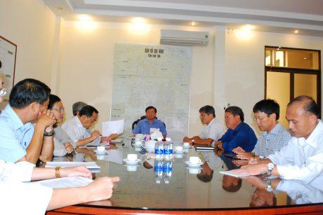 Toàn cảnh buồi làm việc giữa lãnh đạo VRG và tỉnh Kon Tum