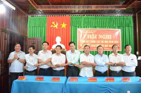 Khối Campuchia 1 quyết tâm hoàn thành chương trình hoạt động đề ra trong năm 2020