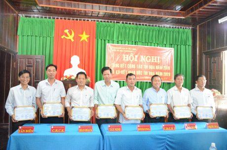 Khối Campuchia 1 ký kết giao ước thi đua năm 2020