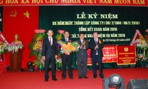 Trao quyết định bổ nhiệm TGĐ cho ông Trương Minh Tiến