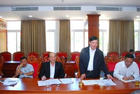 Ông Bùi Văn Cường - Bí thư Tỉnh ủy Đăk Lăk trả lời những kiến nghị của VRG