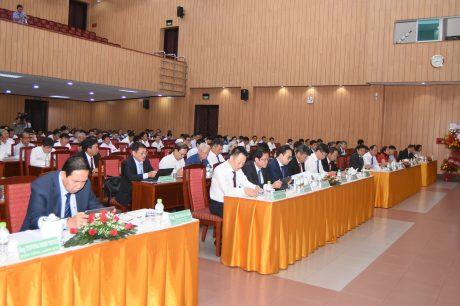 Đại biểu dự đại hội cổ đông