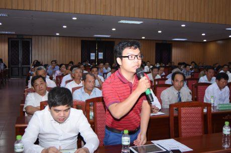 Đại hội ghi nhận và phản hồi ý kiến của cổ đông