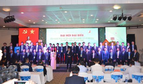 Ủy ban Hội DNT VRG khóa VI nhiệm kỳ 2019 – 2022 ra mắt đại hội