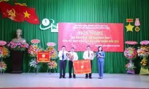 Cao su Đồng Phú nhận Cờ thi đua xuất sắc của Ủy ban Quản lý vốn Nhà nước tại Doanh nghiệp