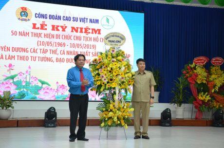 Đ/c Y Thanh Hà Niê KĐăm - Bí thư Đảng ủy Khối DNTW