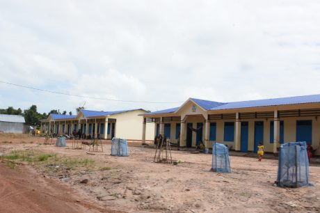 Đầu tư xây dựng nhà ở cho công nhân tại Công ty CPCS Bà Rịa - Kampong Thom