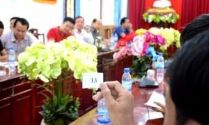 Thứ tự thi số 13 của công ty Cao su Bà Rịa Kampong Thom