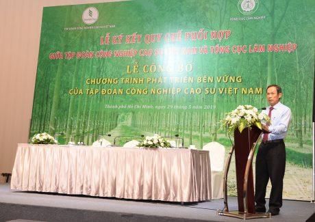 Ông Trần Ngọc Thuận – Chủ tịch HĐQT VRG tin tưởng rằng, các nội dung được ký kết giữa VRG với các đối tác hôm nay sẽ được triển khai một cách thực chất, phù hợp và hiệu quả